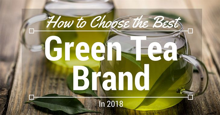 best green tea brand