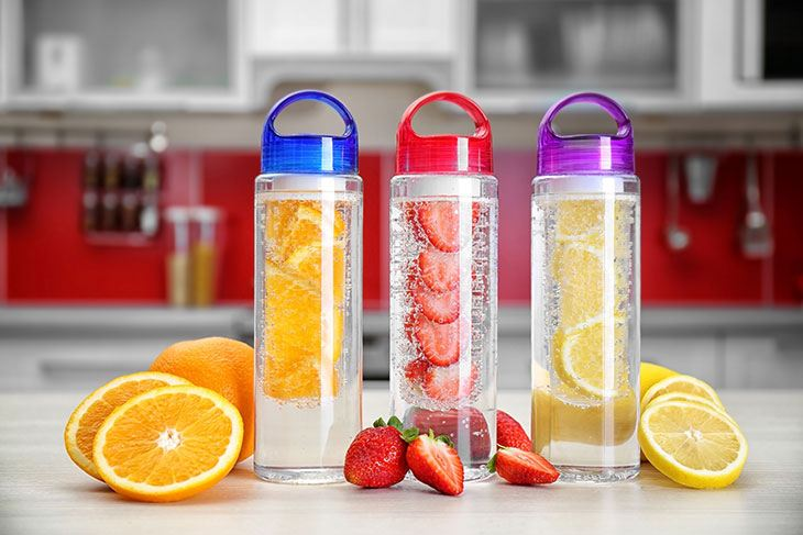 best fruit infuser water bottle