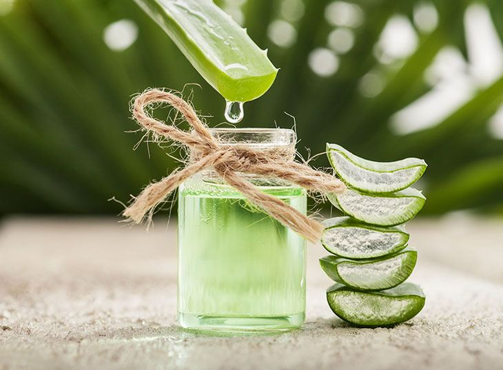 how to store aloe vera