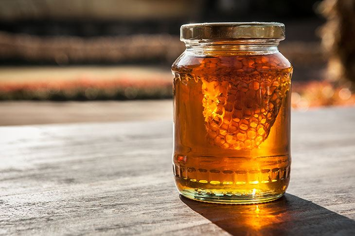 best raw honey