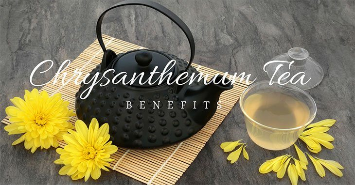chrysanthemum tea benefits