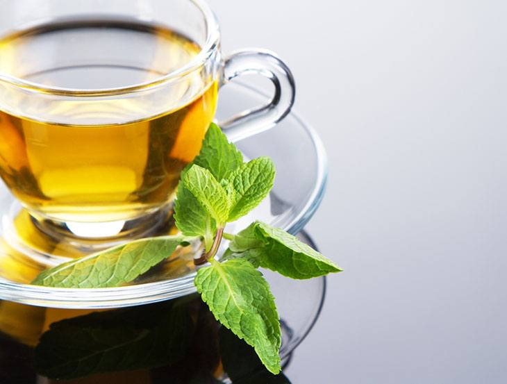 peppermint tea side effects
