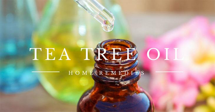 tea tree oil home remedies