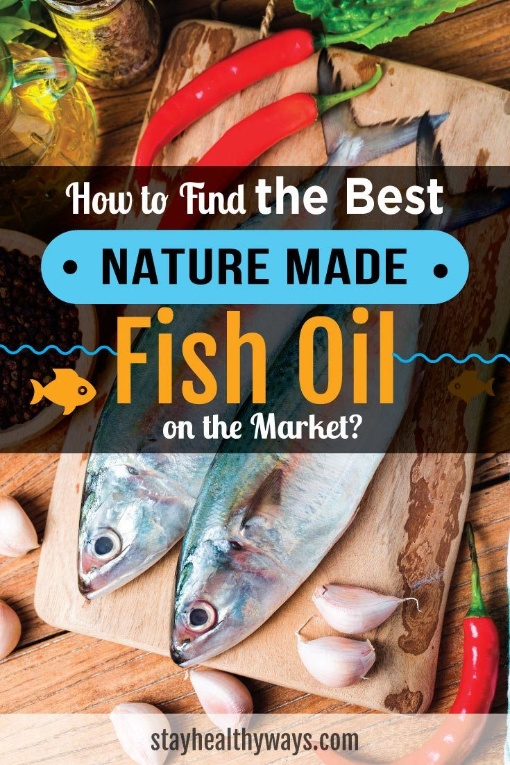 nature made fish oil review infographic