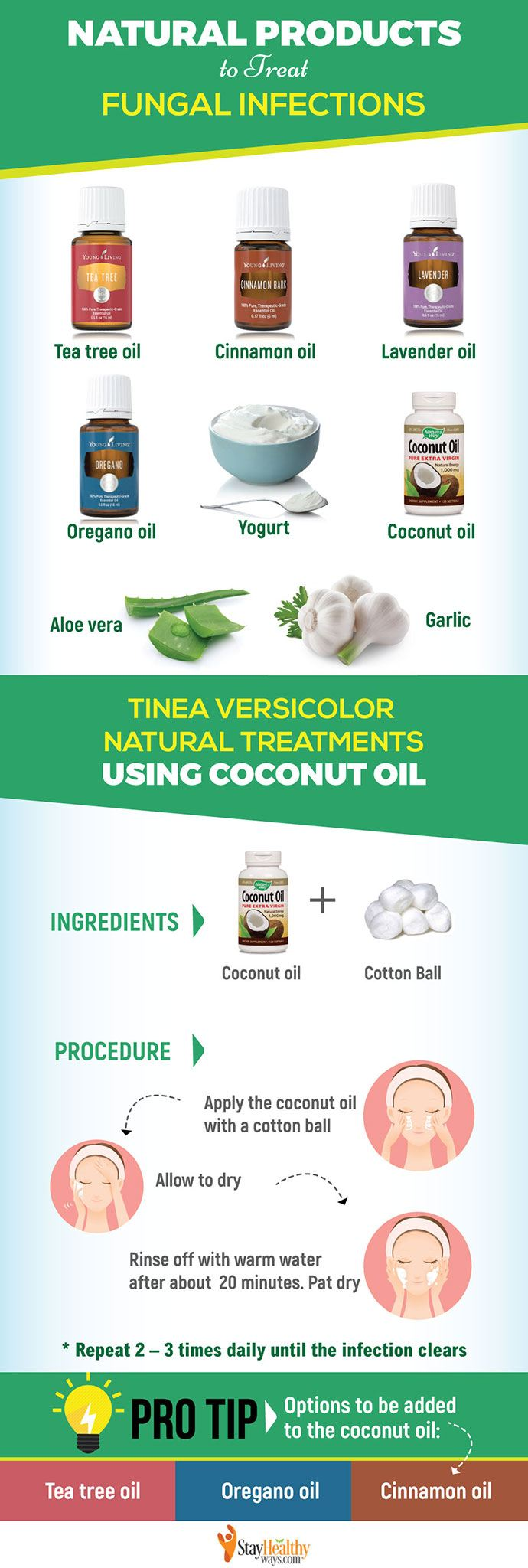 tinea versicolor natural treatment