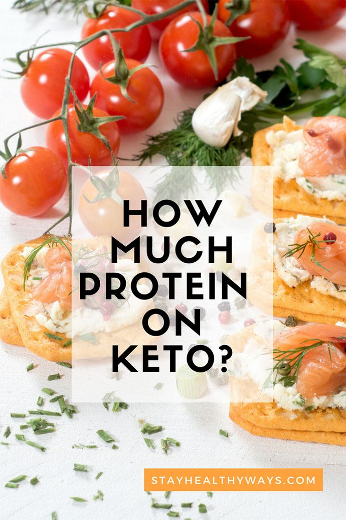 how much protein a day on keto
