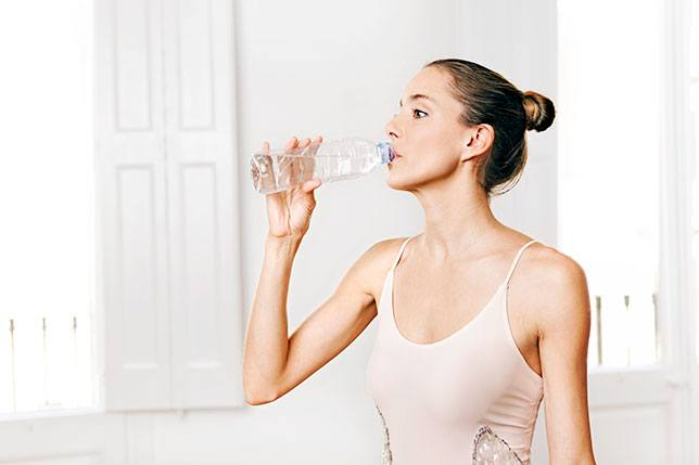 tonsil stones prevention Hydration