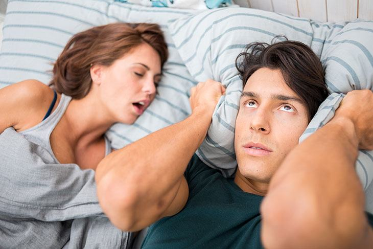 Essential oils relieve snoring and could save your relationship