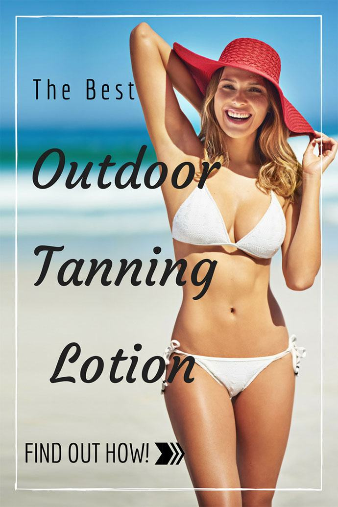 best affordable outdoor tanning lotion