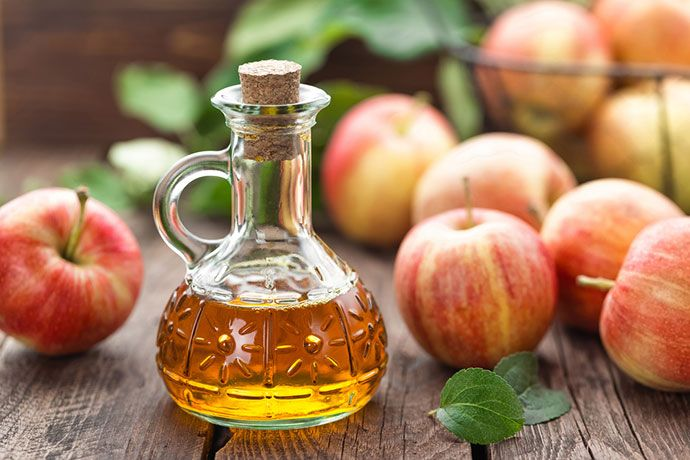 Cystic Acne Treatments: Apple Cider Vinegar